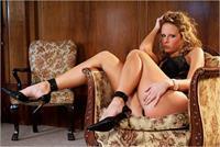 Zuzana Drabinova in lingerie - ass