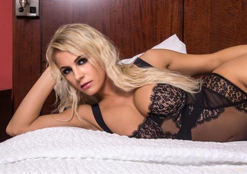 Alicia Wild in lingerie