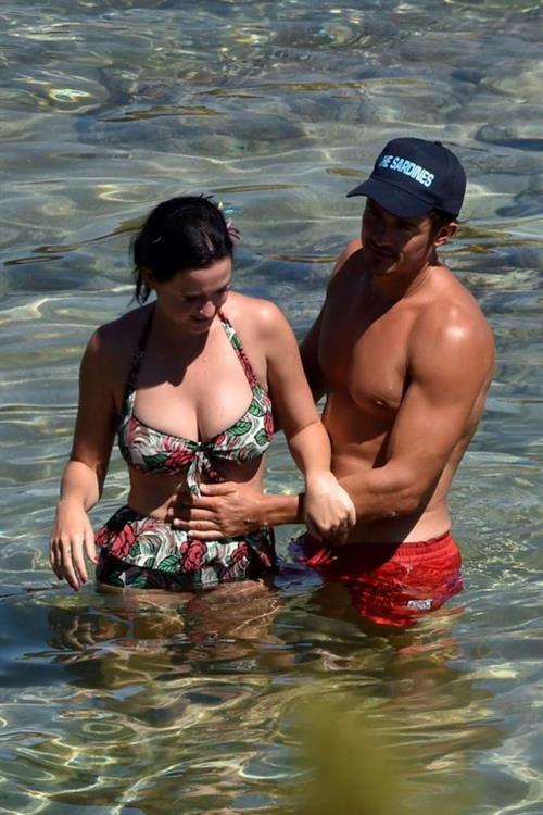 Katy Perry in a bikini