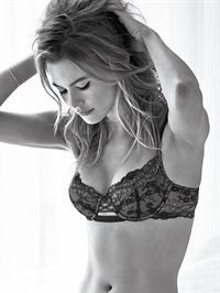 Behati Prinsloo in lingerie