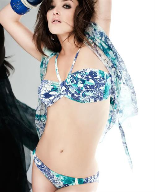 Charlotte Le Bon in a bikini