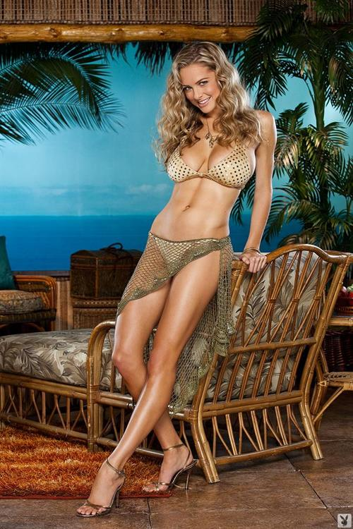 Shanna Marie McLaughlin in a bikini