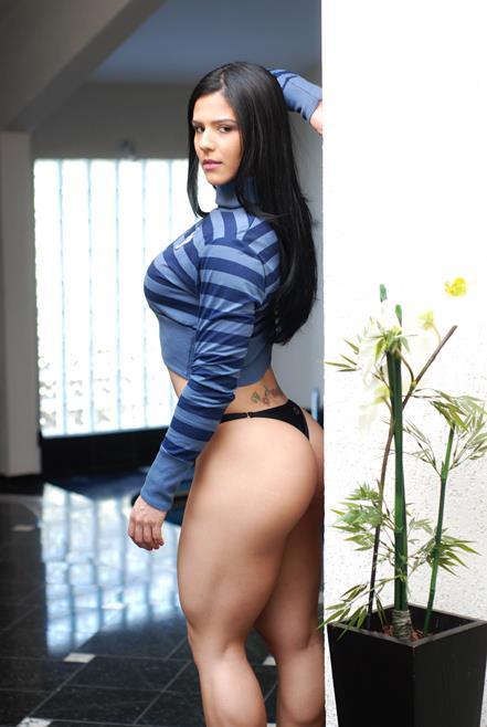 Eva Andressa - ass