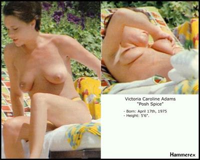 Victoria Beckham - breasts