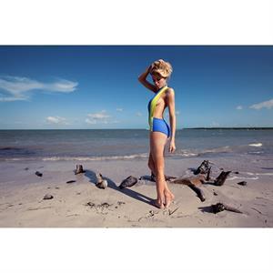 Charlotte McKinney in a photo shoot for Natalya Toporova swimwear