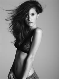 Julie Mikkelsen in lingerie