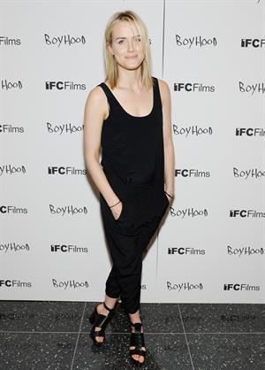 ''Boyhood'' premiere, NYC, Jul 7 '14