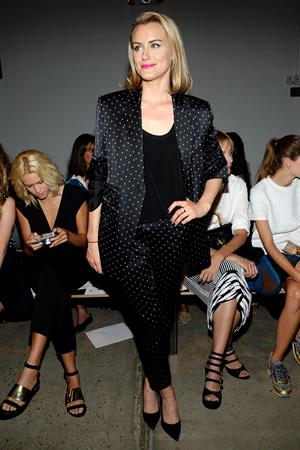 Thakoon Fashion Show, NYC, Sept 7, 2014