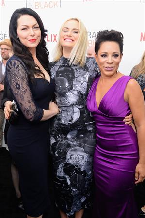 Orange Is the New Black  Season 2 premiere, NYC, on May 15, 2014