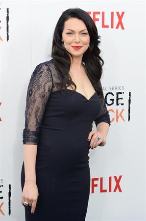 Orange Is the New Black  Season 2 premiere, NYC, on May 15, 2014