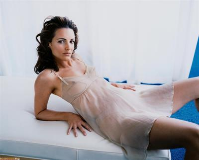 Kristin Davis in lingerie - breasts