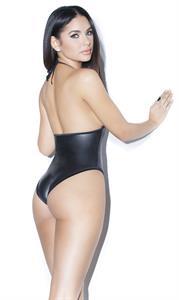 Jamillette Gaxiola in lingerie - ass
