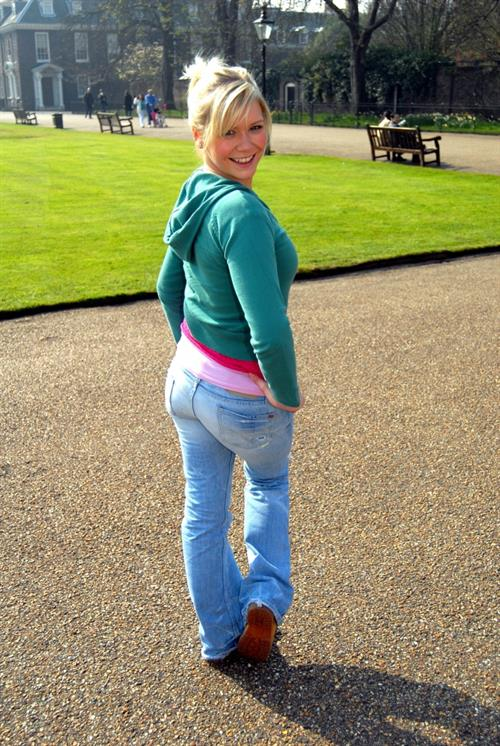 Suzanne Shaw - ass