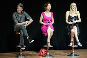 Once Upon a Time  panel, Wizard Con Convention, Madrid, Jul 12, 2014