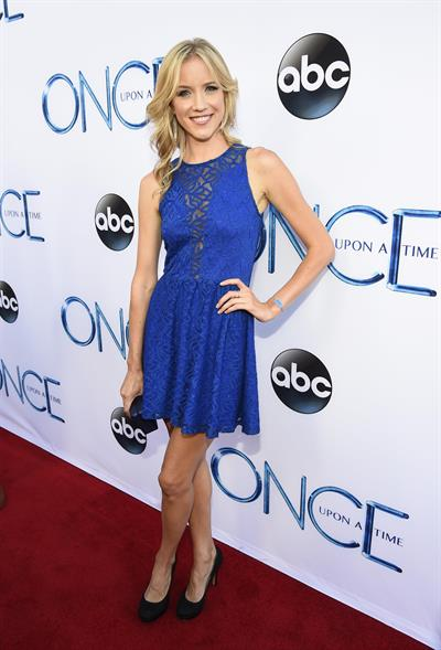 Once Upon A Time  Season 4 screening, Hollywood, Sept 21, 2014
