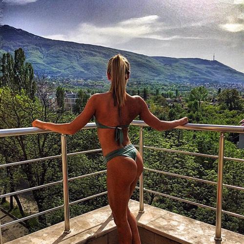 Yanita Yancheva - ass