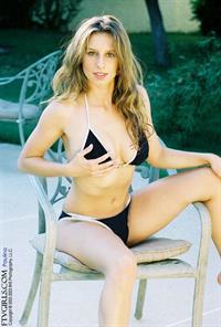 Paulina Presley in a bikini