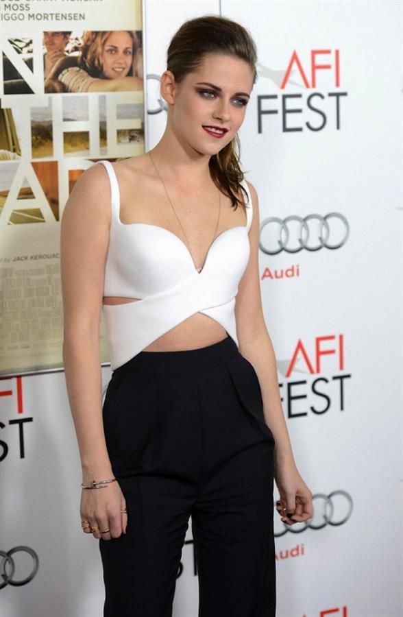 Kristen Stewart in AFI Fest