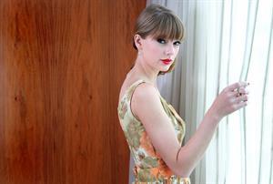 Taylor Swift - Cameron Richardson photoshoot November 26, 2012