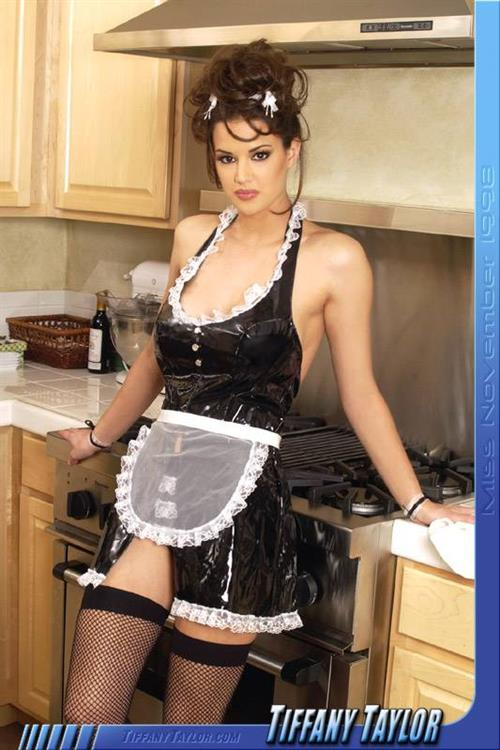 lustful man is punishing this slutty brunette maid really hard  100312