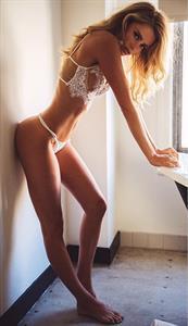 Allie Holton in lingerie