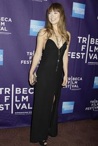 Olivia Wilde at the 10th Annual Tribeca Film Festival One for All Shorts Program in New York City April 22, 2011