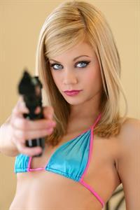 Riley Steele in a bikini