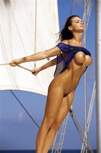 Karen McDougal - breasts