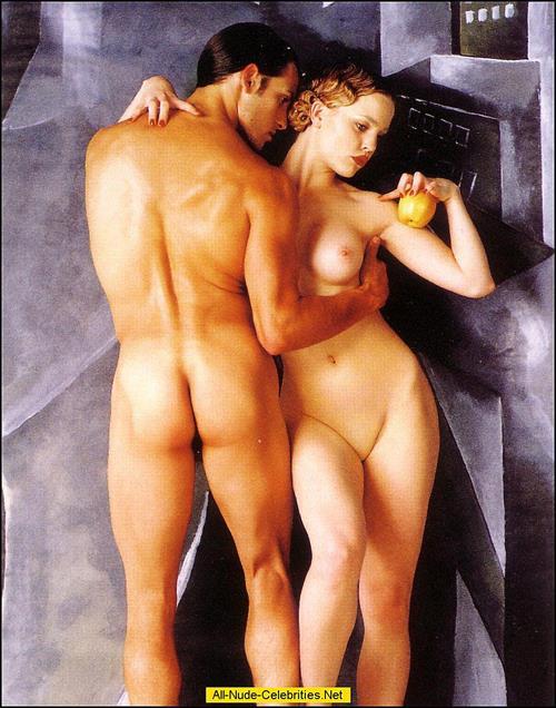 Melissa george naked
