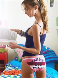 Aurelia Gliwski in lingerie - ass