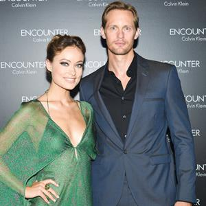 Olivia Wilde 'Encounter' Calvin Klein Fragrance Launch In NY - September 27, 2012