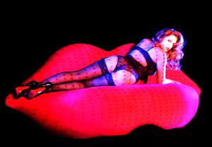 Kelly Brook - Forever Crazy At Crazy Horse, London 2012 Gal Number