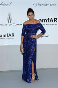 Nina Dobrev AMFAR Cinema Against AIDS Benefit Cannes May 5, 2012