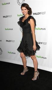 Nina Dobrev the Paley Center for Medias Paleyfest 2012 honoring the Vampire Diaries 10-3-2012