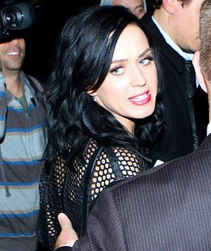 Katy Perry – SNL after party in NY 10/12/13