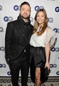 Jessica Biel – GQ Men of the Year Dinner 11/11/13