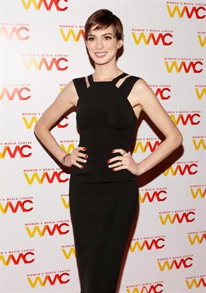 Anne Hathaway - 2012 Womens Media Awards