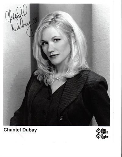 Chantel Dubay