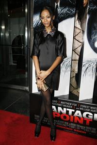 Zoe Saldana - Vantage Point World Premiere 2008