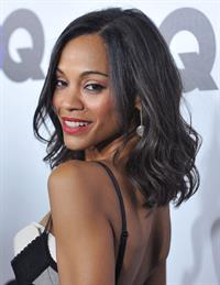 Zoe Saldana - 14th Annual GQ Men of the Year Party -- Los Angeles, Nov. 18, 2009