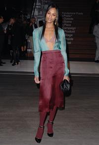 Zoe Saldana - Prada book launch party - Beverly Hills, Nov. 13, 2009