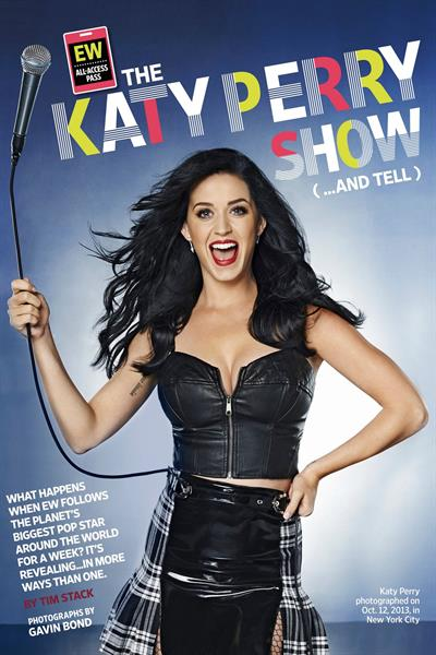 Katy Perry - Entertainment Weekly Nov 8, 2013