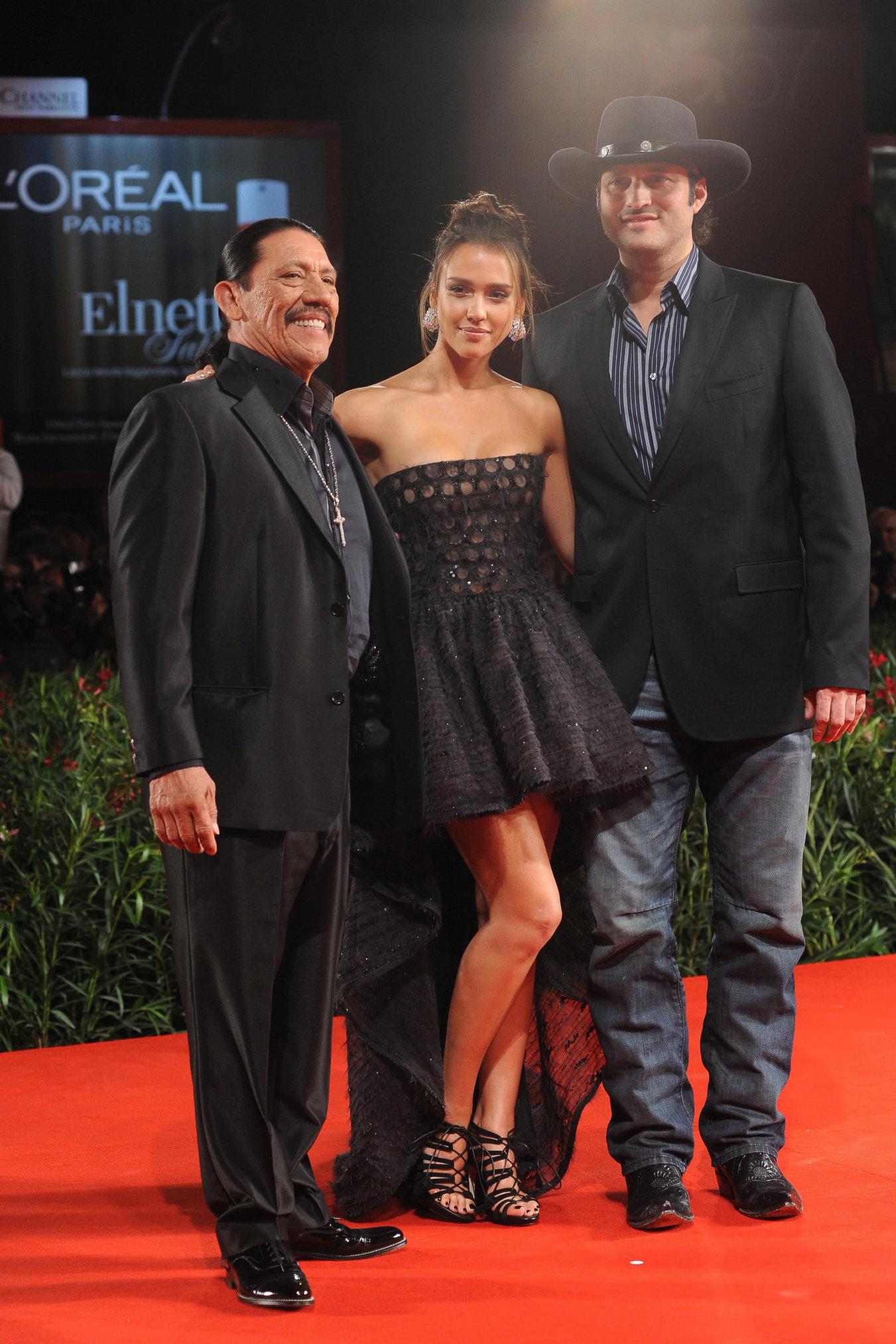 Danny Trejo And Jessica Alba Dating