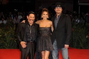 Jessica Alba Machete premiere at the 67th Venice International Film Festival on January 9, 2010