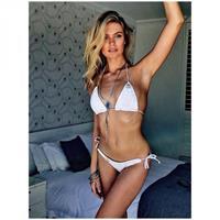 Lada Kravchenko in a bikini