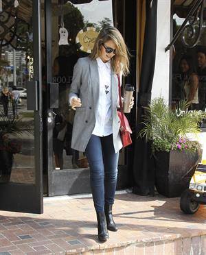 Jessica Alba – in Hollywood 10/24/13