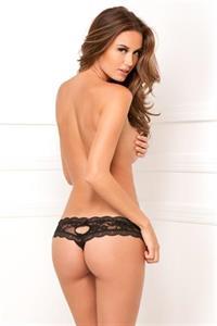 Talita Correa in lingerie - ass