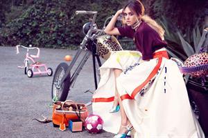 Jessica Alba - Dusan Reljin Photoshoot 2013