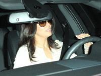 Eva Longoria - Leaving a salon in Beverly Hills 1/16/13