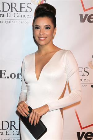 Eva Longoria Padres Contra el Cancer's 12 annual 'El Sueno de Esperanza' gala - September 29, 2012